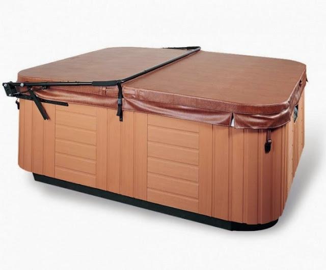 Spa Pool Hot Tub Cover Lift 1