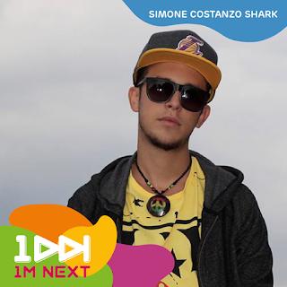 Simone Costanzo Shark al contest della festa del lavoro di Roma
