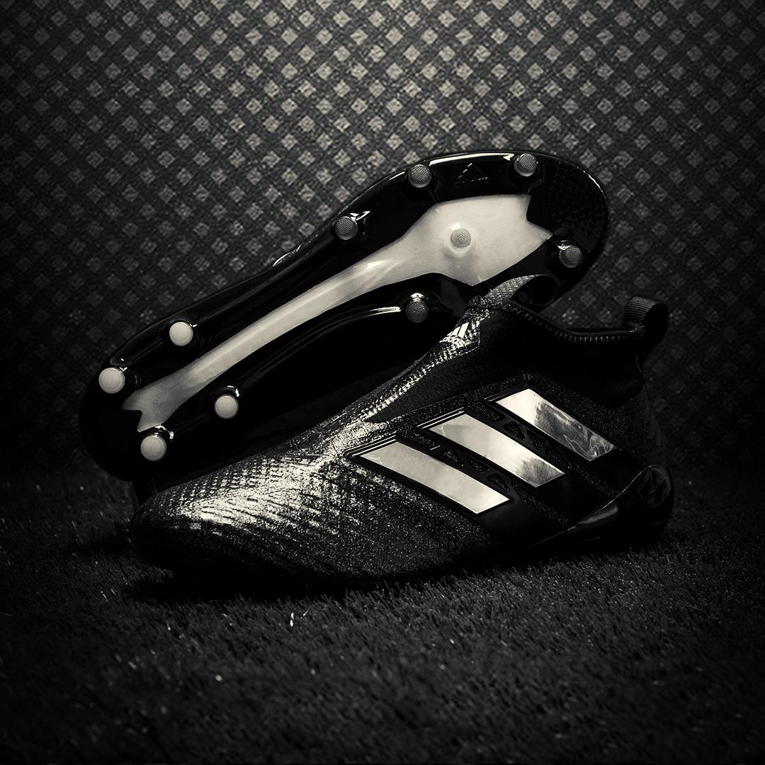 Adidas Ace 17 Purecontrol Black