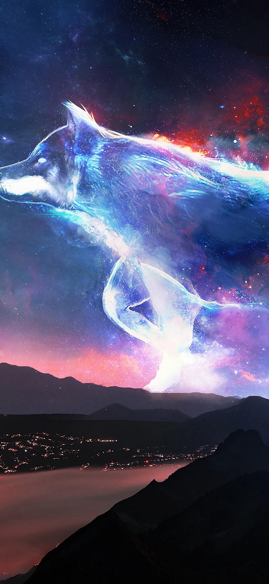 Wolf Fantasy Art 4k 3840x2160 Wallpaper 61