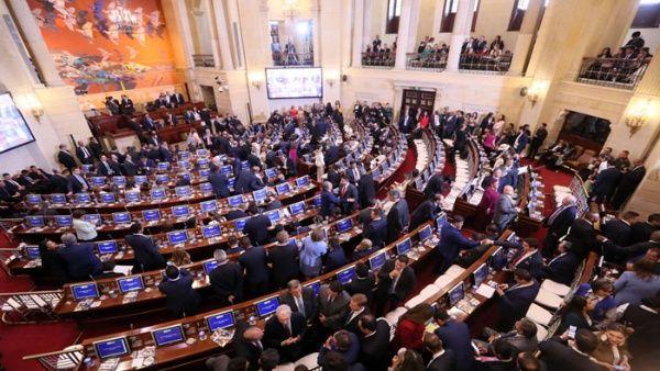 ONU refiere poca presencia de mujeres en Congreso de Colombia