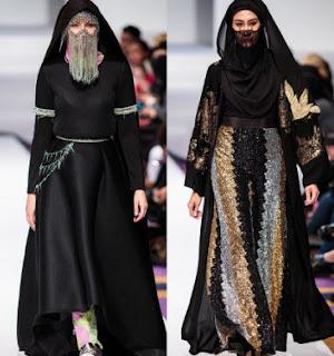 Model Cadar Terbaru Atau Niqab Dan Hukum Memakai Cadar Dalam Islam