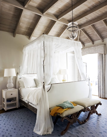Home Christmas Decoration Canopy bed designs for beach bedrooms and more