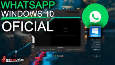 Como descargar whatsapp en windows 10, windows 10, whatsapp, trucos