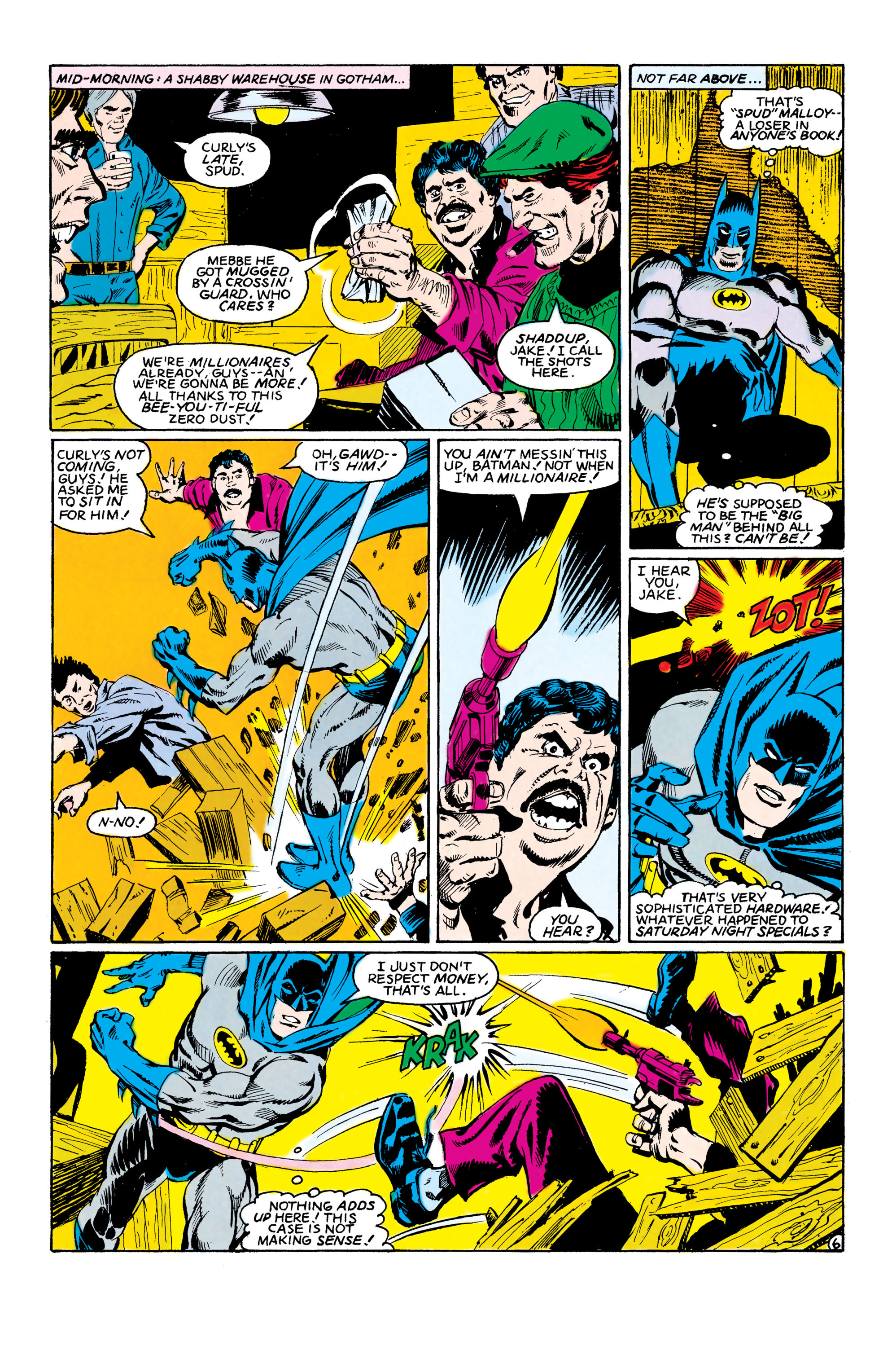 Read online World's Finest Comics comic -  Issue #308 - 7