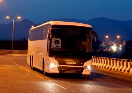Scania Metrolink HD 14 5 vs Volvo 9400 Multi-axle: The