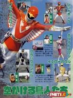 Chiến đội Người chim Jetman