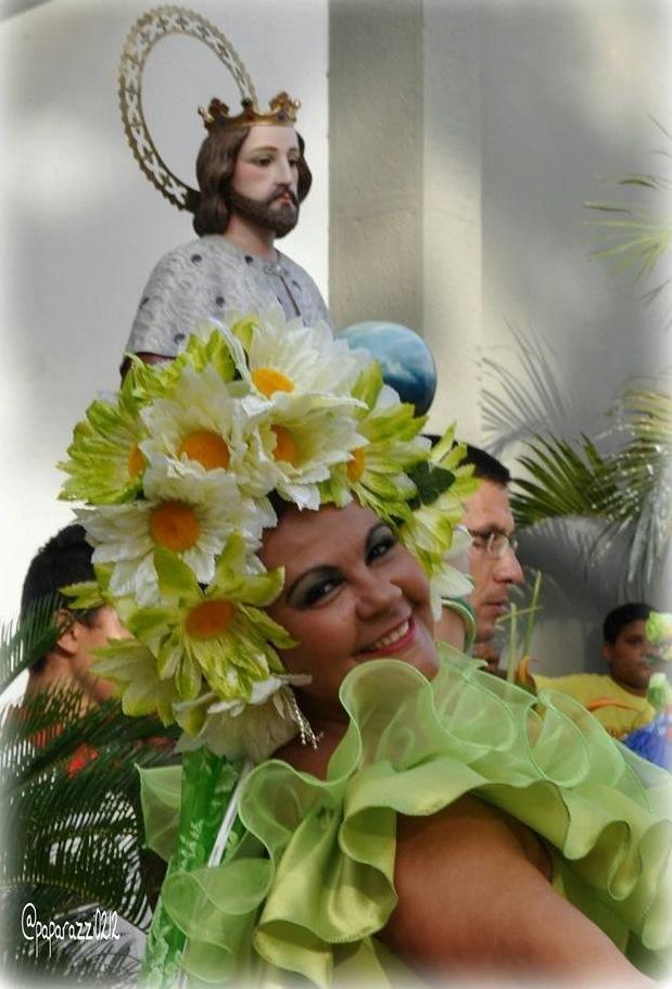APURE: MAGALY LORETO: Destacada mujer apureña como Cultora de Pura Cepa en los Llanos venezolanos. CULTURA.