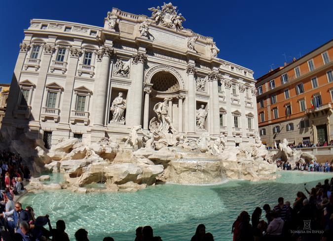 Fontana di Trevi por Sonrisa en Espejo 08