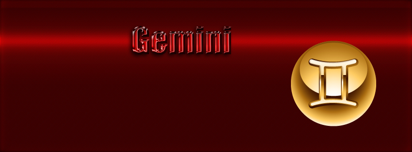 Gemini Facebook timeline