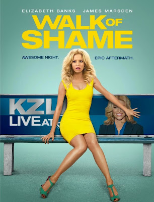 Poster Of Hollywood Film Walk of Shame (2014) In 300MB Compressed Size PC Movie Free Download At worldfree4u.com