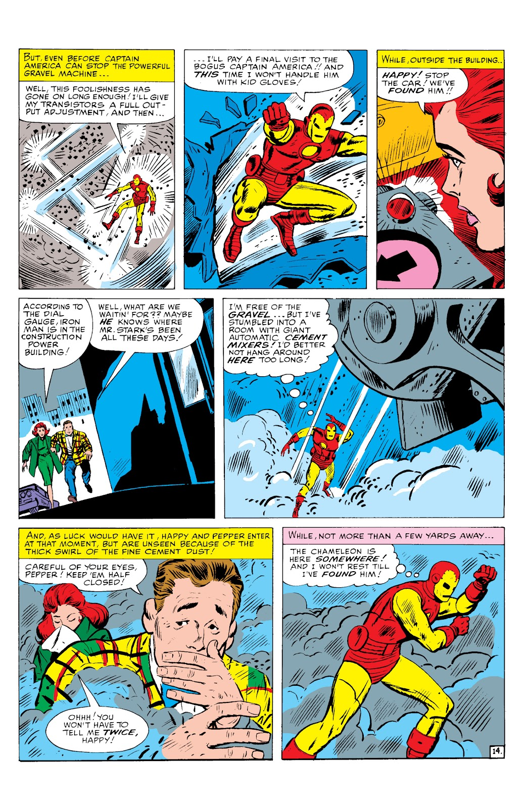 Read online Marvel Masterworks: The Invincible Iron Man comic -  Issue # TPB 2 (Part 2) - 35