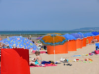 Deauville plage