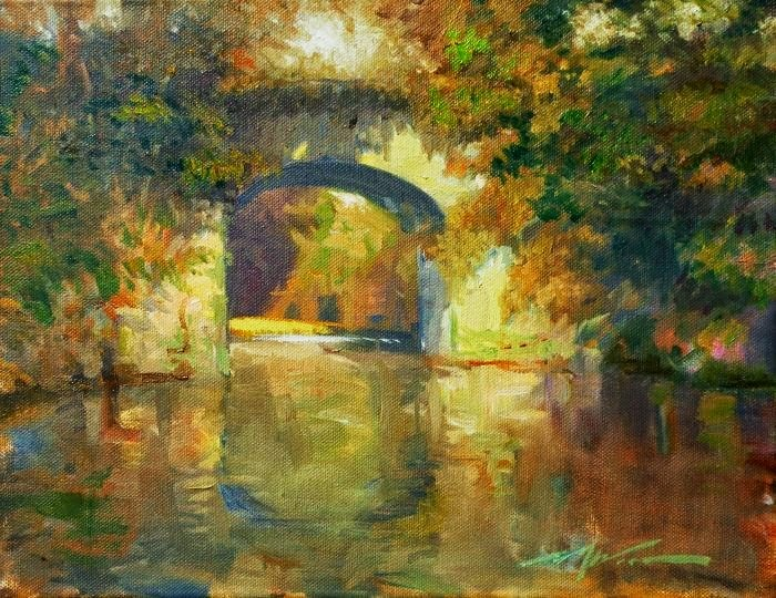 Fredric Michael Wood | American Impressionist Painter