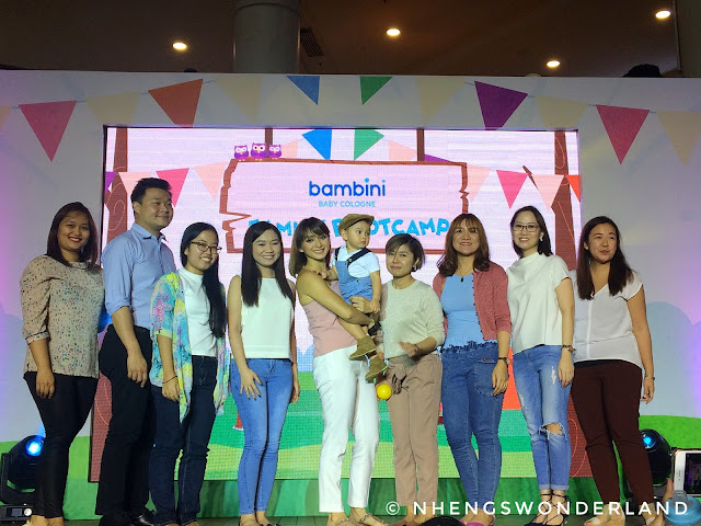 Iya Villania and Baby Primo as the newest ambassadors of Bambini Baby Cologne