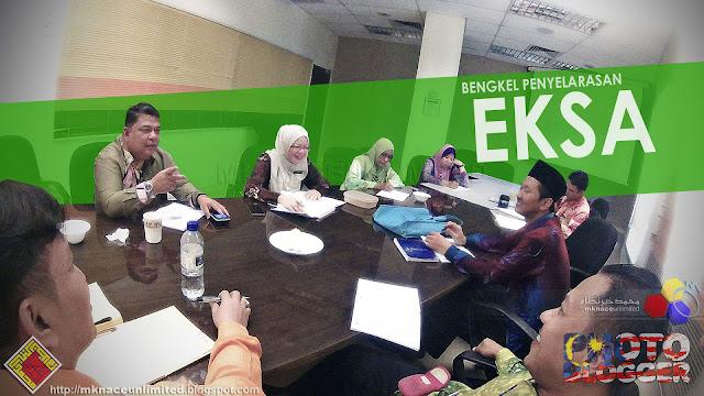 Bengkel Penyelarasan EKSA JPN Johor