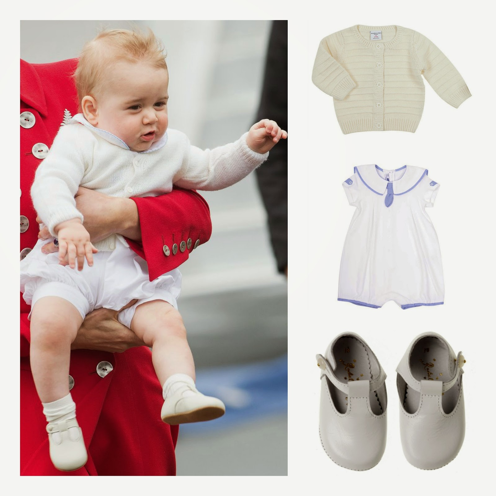 A Royal Collection Get Prince George S Look For Less