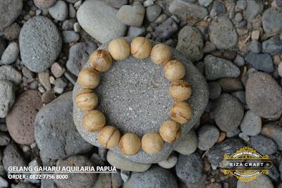 Jual gelang Gaharu Papua
