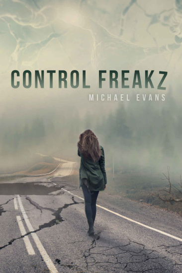 Front cover of Control Freakz by Michael Evans. Book review written by On My Kindle Book Reviews