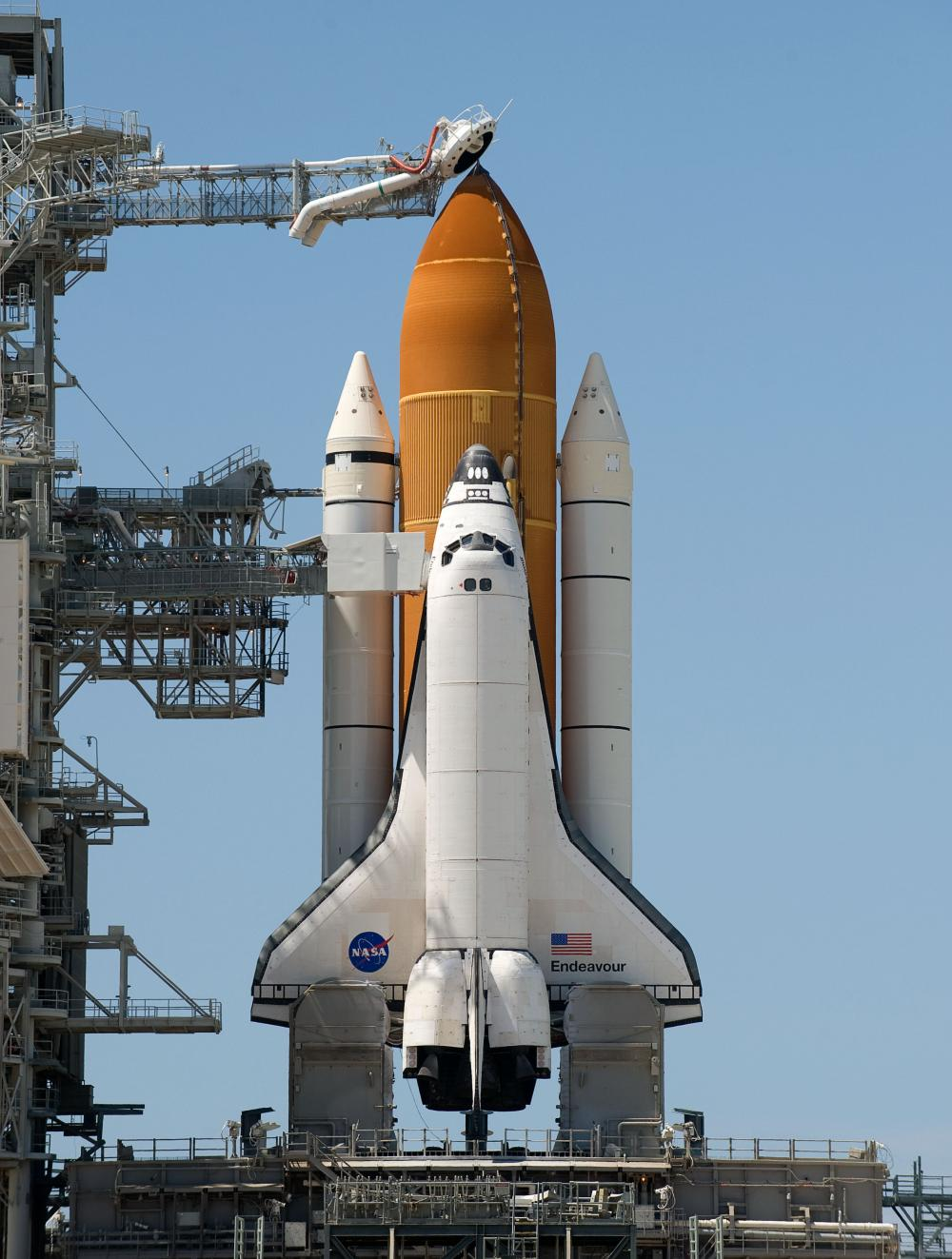 space shuttle endeavour astronauts - photo #6