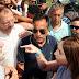 Mar del Plata: Vidal se bajó de su camioneta y enfrentó a guardavidas que le hacían un piquete