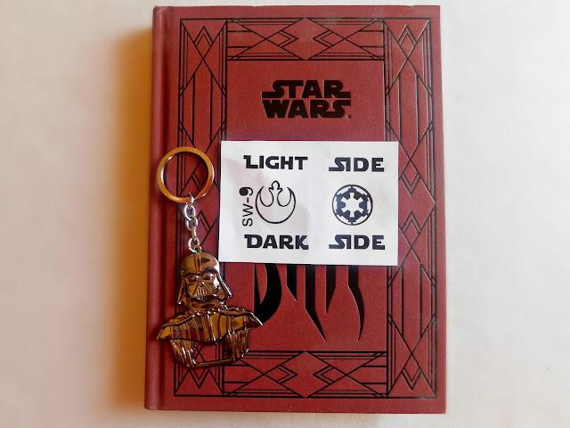 star wars, zvjezdani ratovi, ratovi zvijezda, dart vader, naljepnice, sticker, dark side, light side, sith, book, knjiga