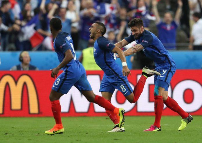 Francia inicia la Euroocopa 2016 con victoria