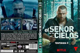 CARATULA [SERIE TV] EL SEÑOR DE LOS CIELOS - TEMPORADA 6