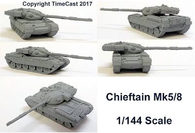 Chieftain MK5/8