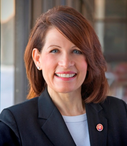Michele Bachmann member of the United States House of Representatives