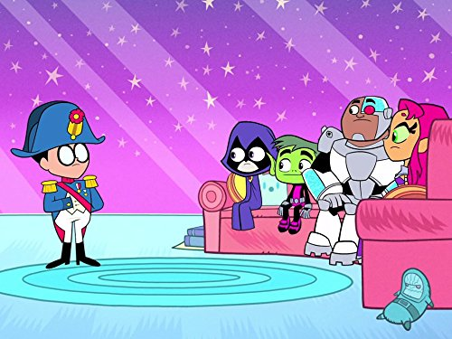 Teen Titans Go - Season 5 Online For Free - 1 Movies Website-1171