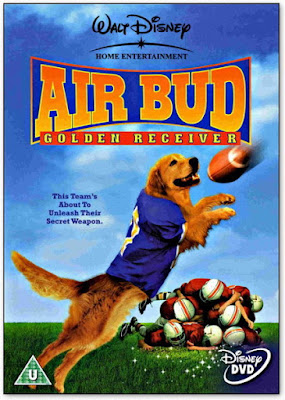 Air Bud 1997 Dual Audio BRRip 480p 300mb