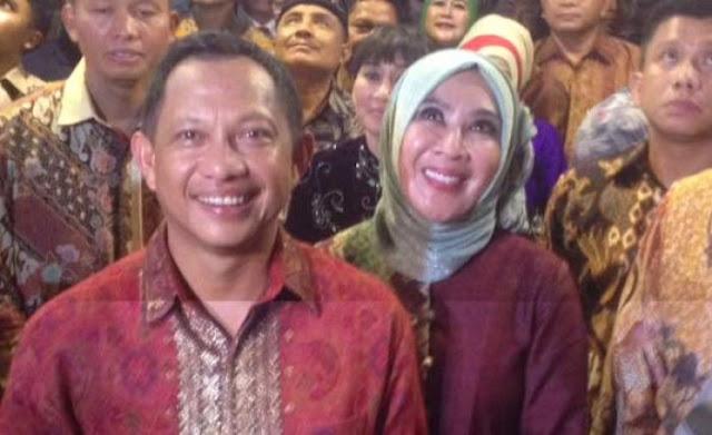Irjen Tito Karnavian, didoakan Ahok, Jadi Kapolri salah satu Kandidat Jenderal Bintang Empat