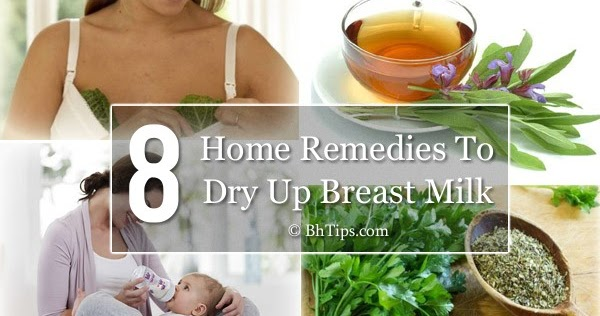 8 Home Remedies To Dry Up Breast Milk Safely  Quickly -5363