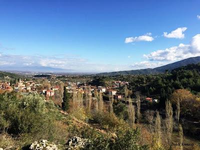Yukarı Kızılca Köyü