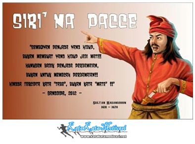 Kata Kata Motivasi Bijak Bahasa Makassar Lengkap Dengan Artinya