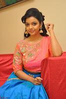 Nithya Shetty in Orange Choli at Kalamandir Foundation 7th anniversary Celebrations ~  Actress Galleries 107.JPG