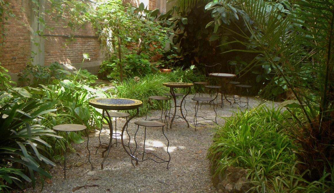 Hablemos de jardines peque o jard n privado del que for 40 nuevos disenos de pequenos jardines