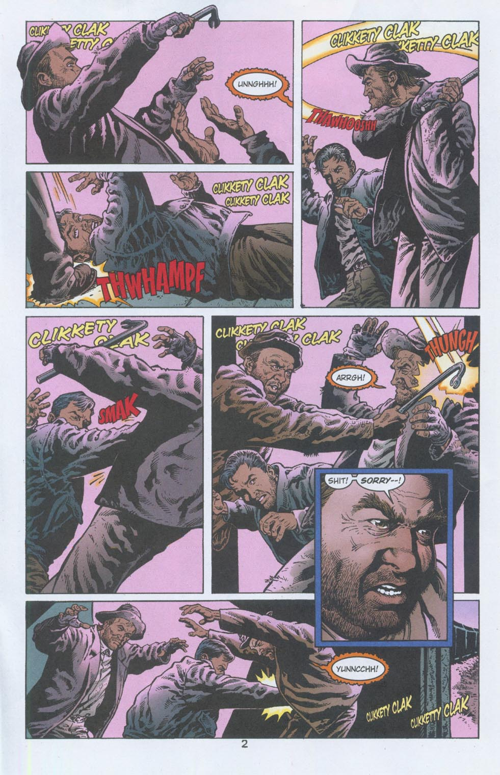 Read online American Century comic -  Issue #22 - 3