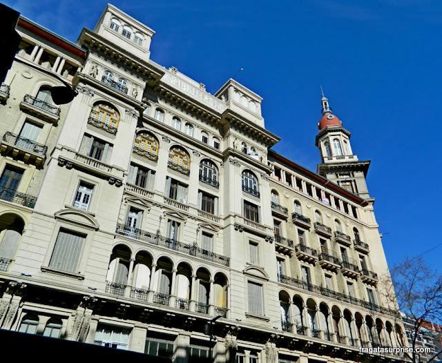 Edifício da Casa América, Avenida de Mayo, Buenos Aires