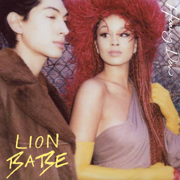 LION BABE - Honey Dew - Single Cover