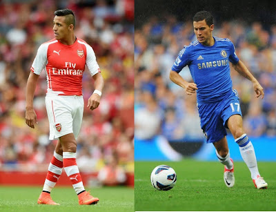 Sanchez vs Hazard: Who has started this season better?
