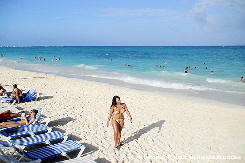 Hidden Beach Resort Riviera Maya Mexico The Best Beaches In World