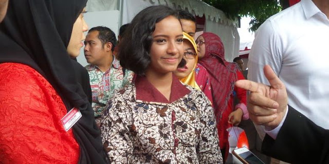 Surat Gloria kepada Jokowi: Saya Tak Memilih Jadi WN Perancis, Darah dan Nafas Saya untuk INDONESIA