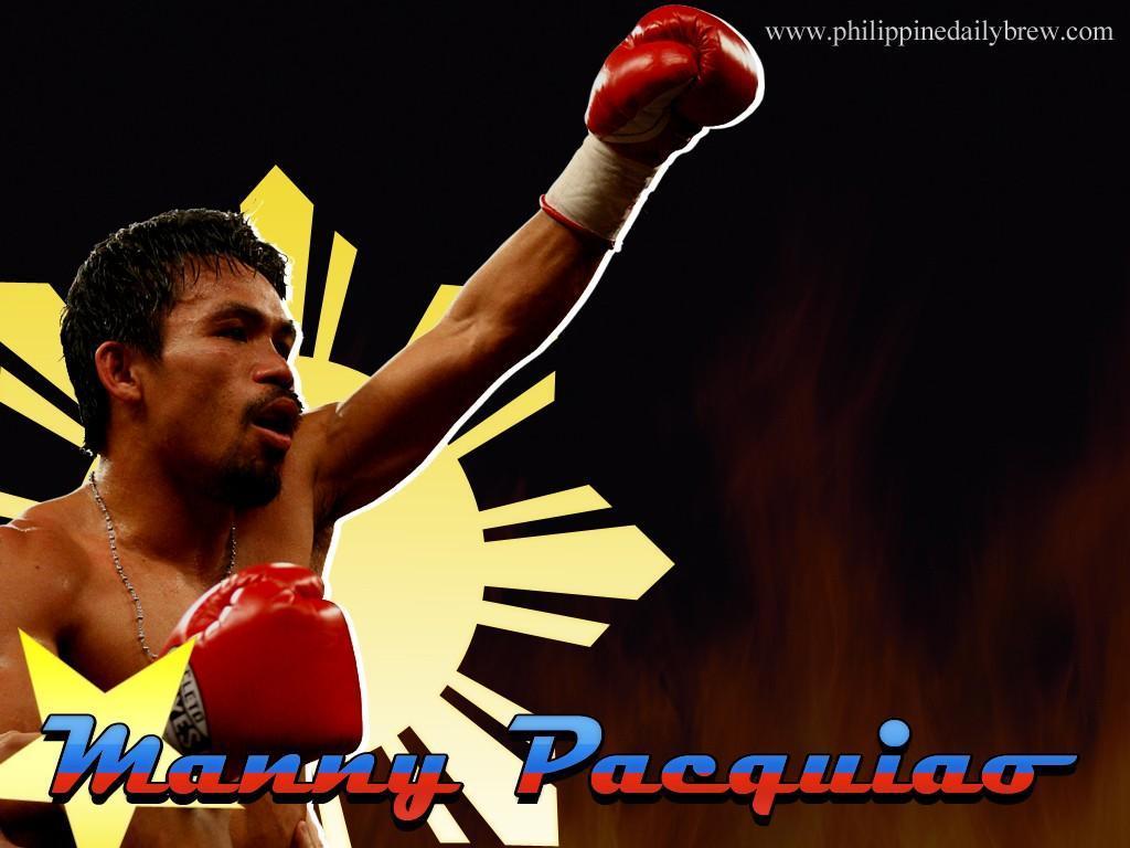 The Pinoy Informer Top 5 Pacquiao Wallpaper