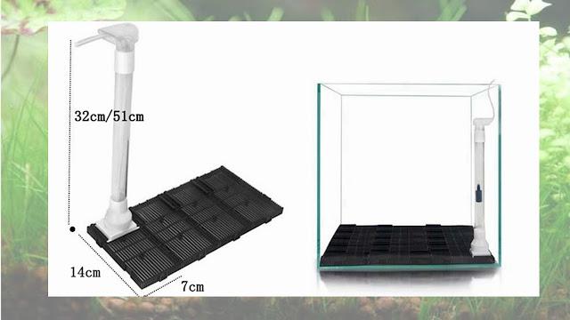 precios de filtro placa para acuaristas