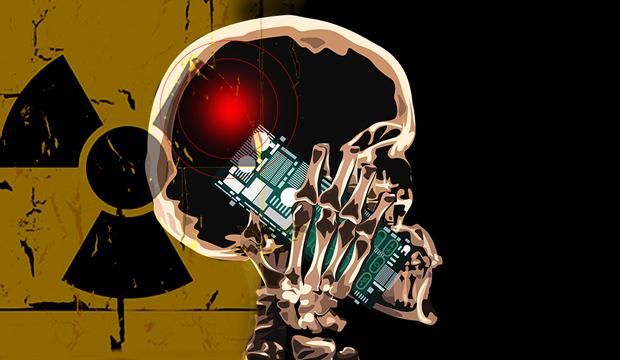 تسبب الهواتف المحمولة سرطان الدماغ