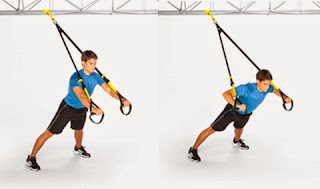 trx chest exercise