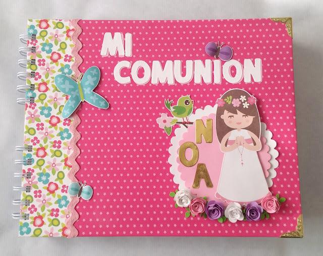 MI PRIMER LIBRO DE COMUNION