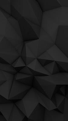 black design for iphone7 background
